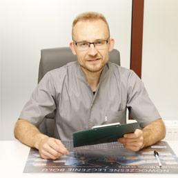 Lek. Wojciech Lewandowski